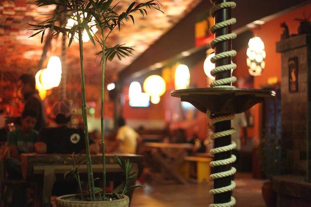 Nightlife in Kathmandu