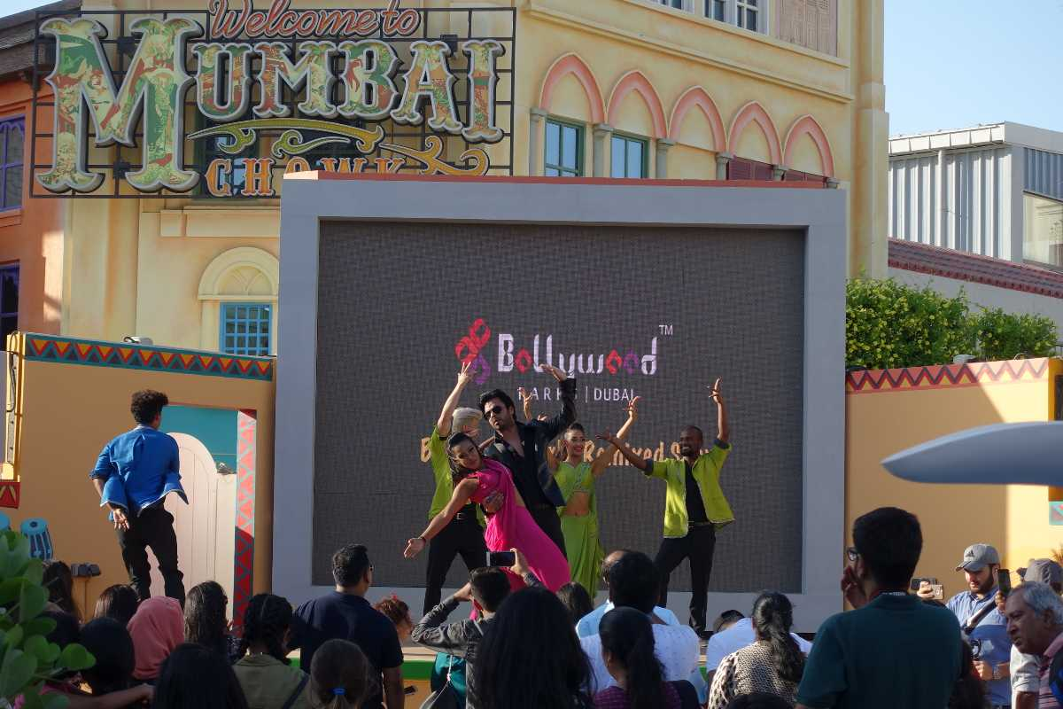 Royal Plaza, Bollywood Parks Dubai