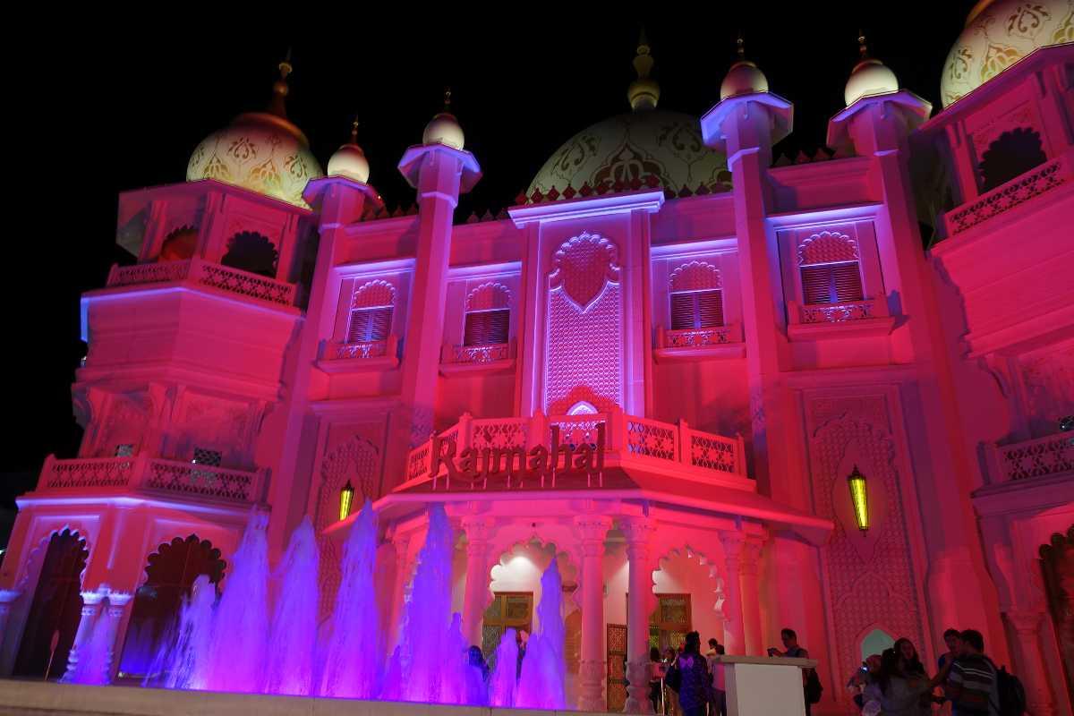 Rajmahal Theatre, Bollywood Parks Dubai