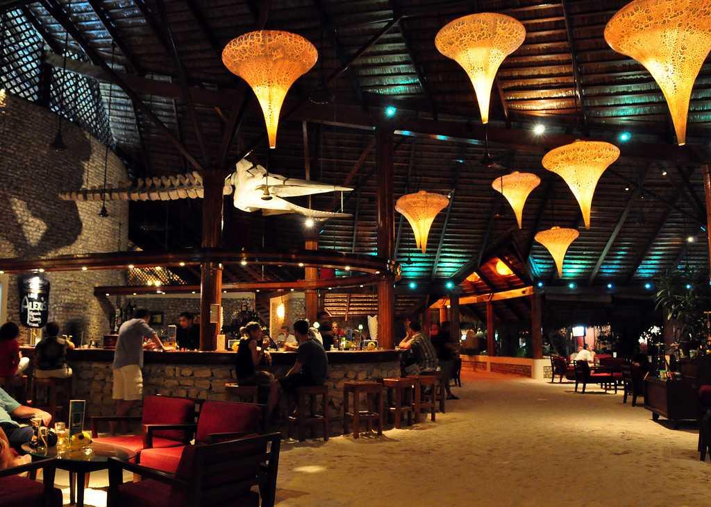 Babuna Bar Maldives, Maldives Nightlife