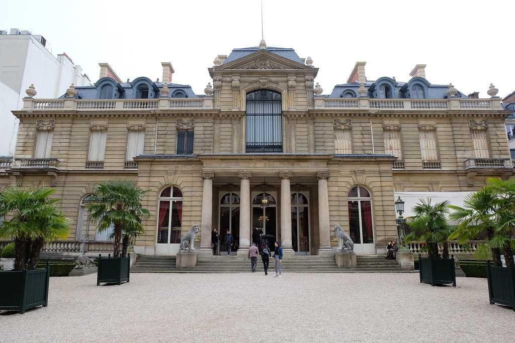 Musse Jacquemart Andre, Paris
