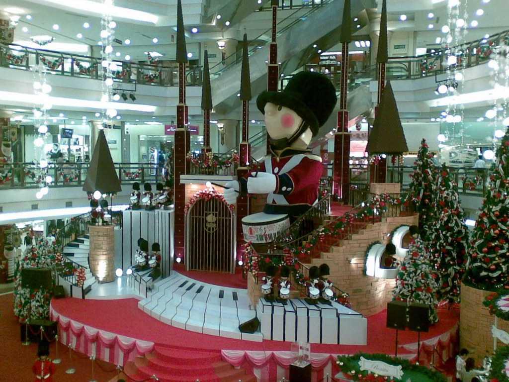 Christmas in Malaysia