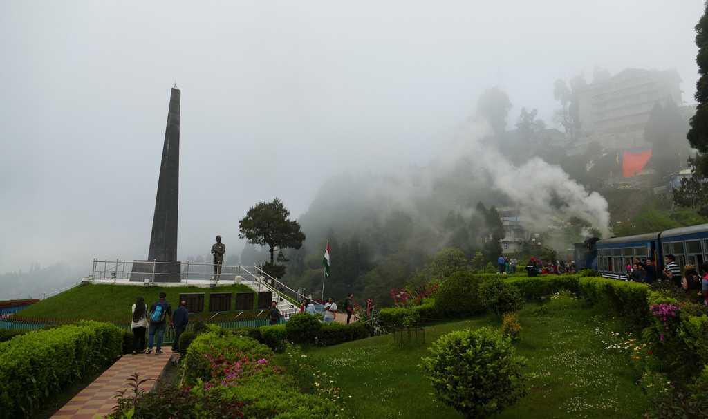 View at the Basil Top, Darjeeling