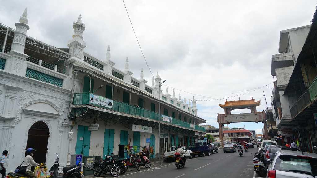 Jummah Masjid in Mauritius