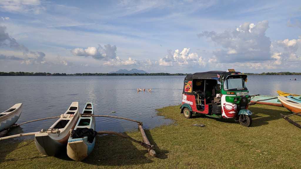 Rickshaw Run - Sri Lanka Edition