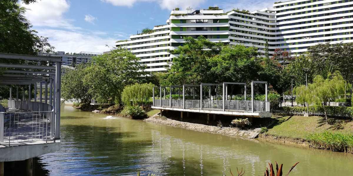 Punggol Waterway Park Singapore