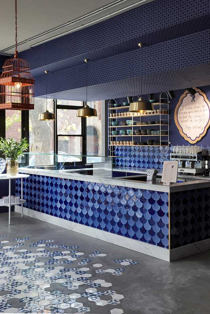 Blue Swan Cafe