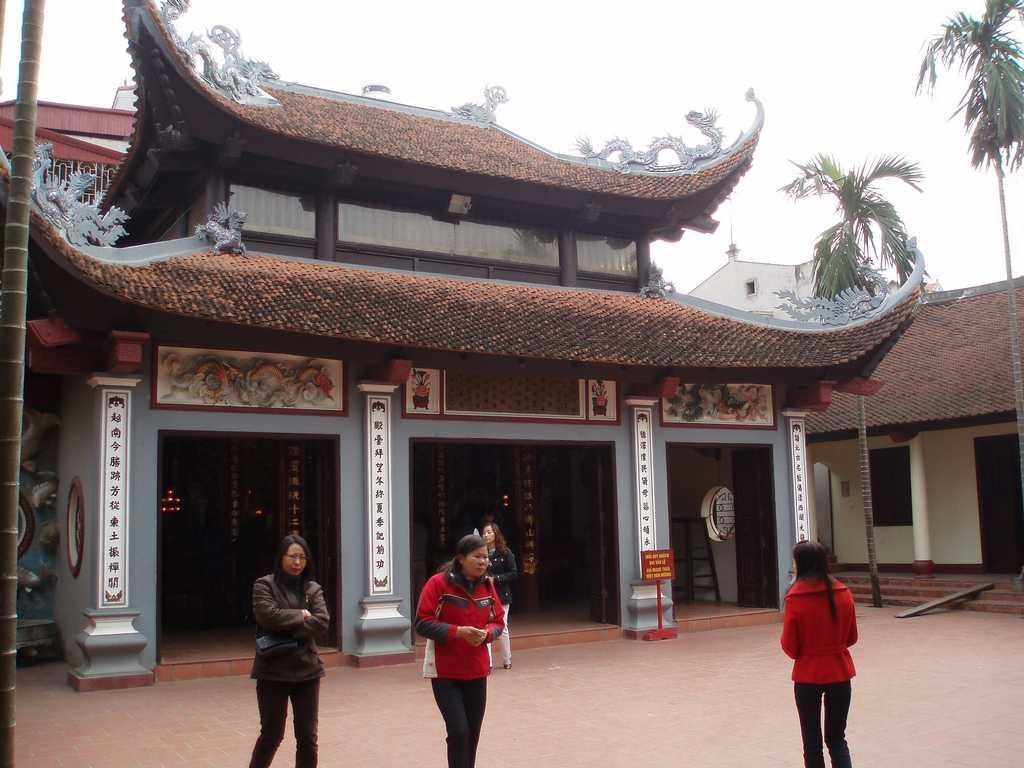Phu Tay Ho Hanoi Vietnam