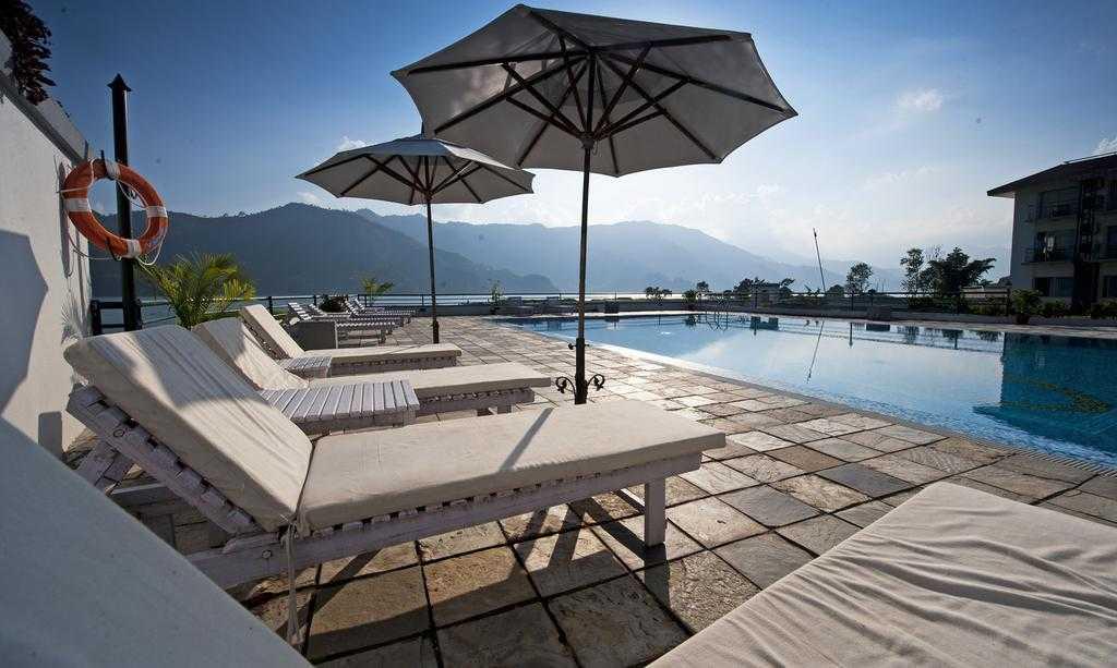 Waterfront Resort Hotel for honeymoon in Nepal
