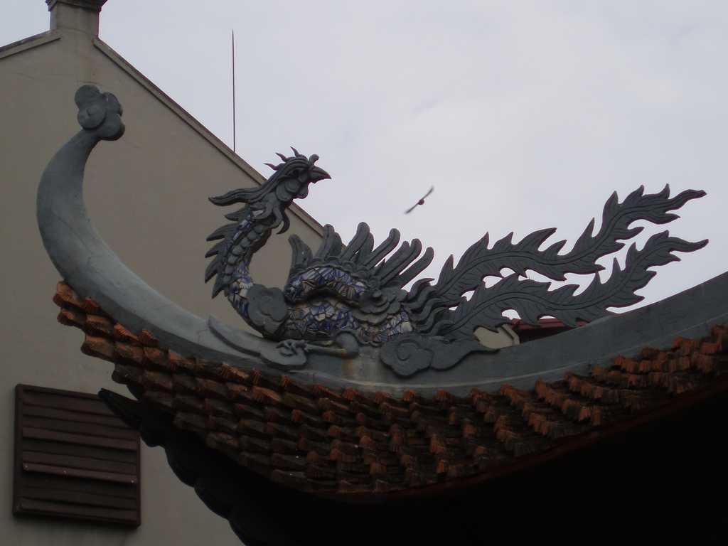 Phu Tay Ho Temple. Hanoi