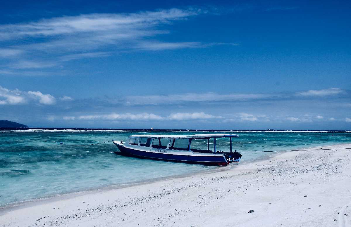 Diving in Lombok