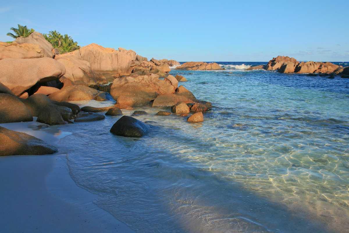 Nid d'Aigle, La Digue, Seychelles