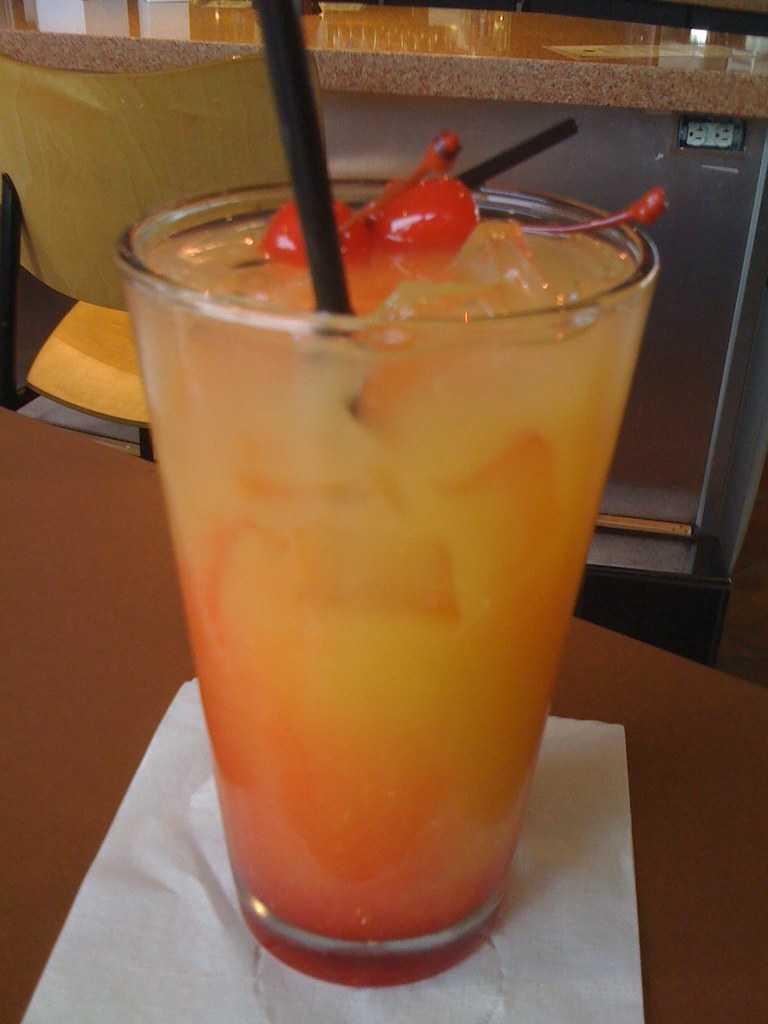 Sunrise Tequila