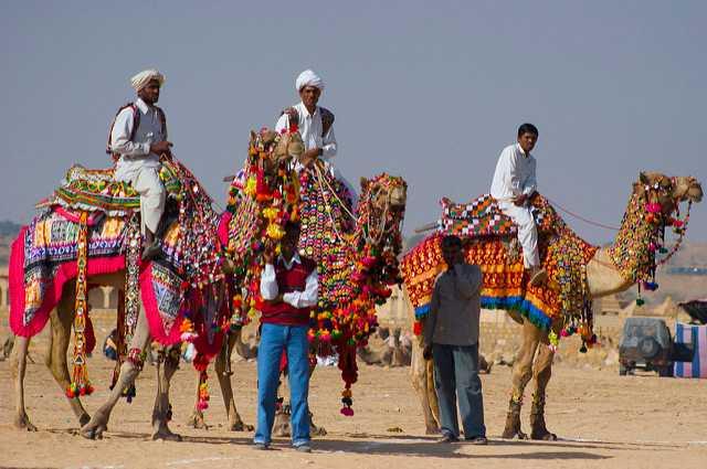 The Barmer Thar Festival