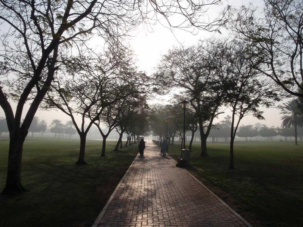 Parks in Ajman
