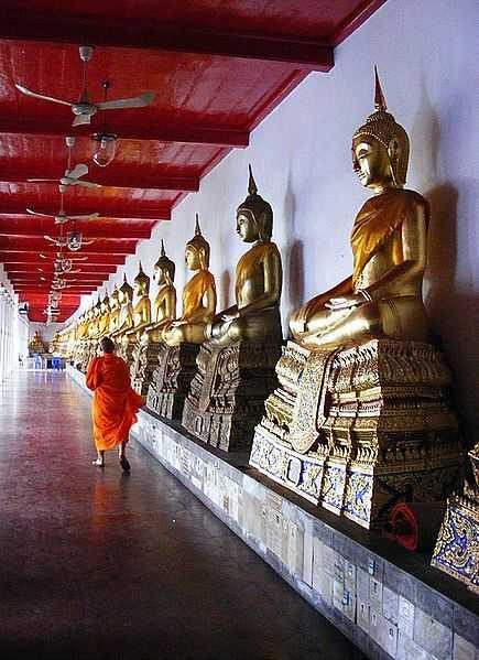 Wat Mahathat Bangkok