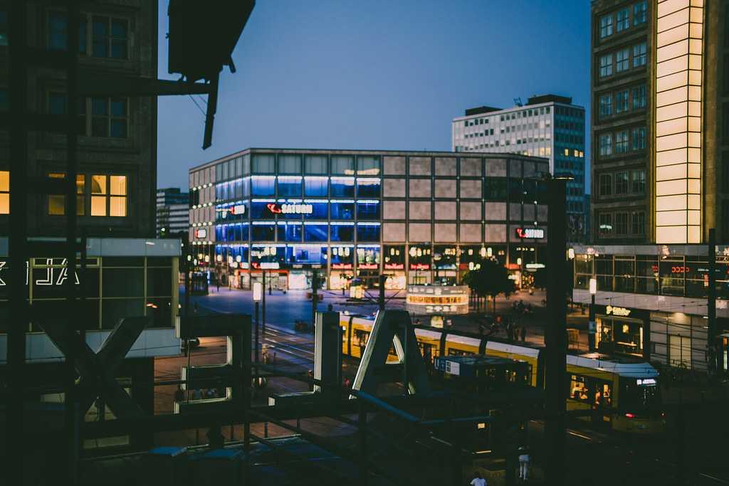 Alexanderplatz, Sightseeing around the TV Tower
