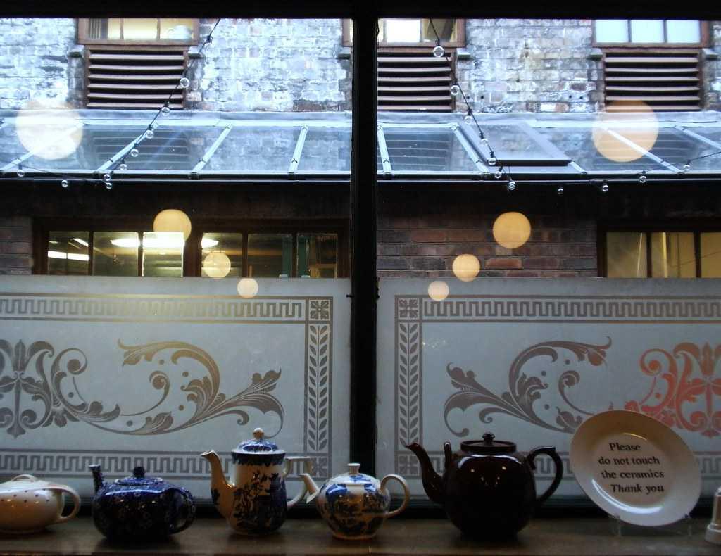 Porcelain Showroom