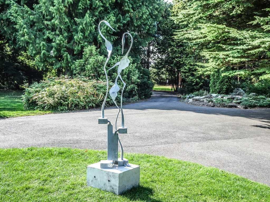 Art in Botanic Gardens