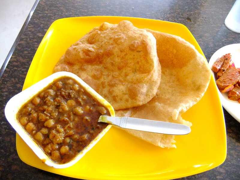 Haldiram's, Chole Bhature in Delhi