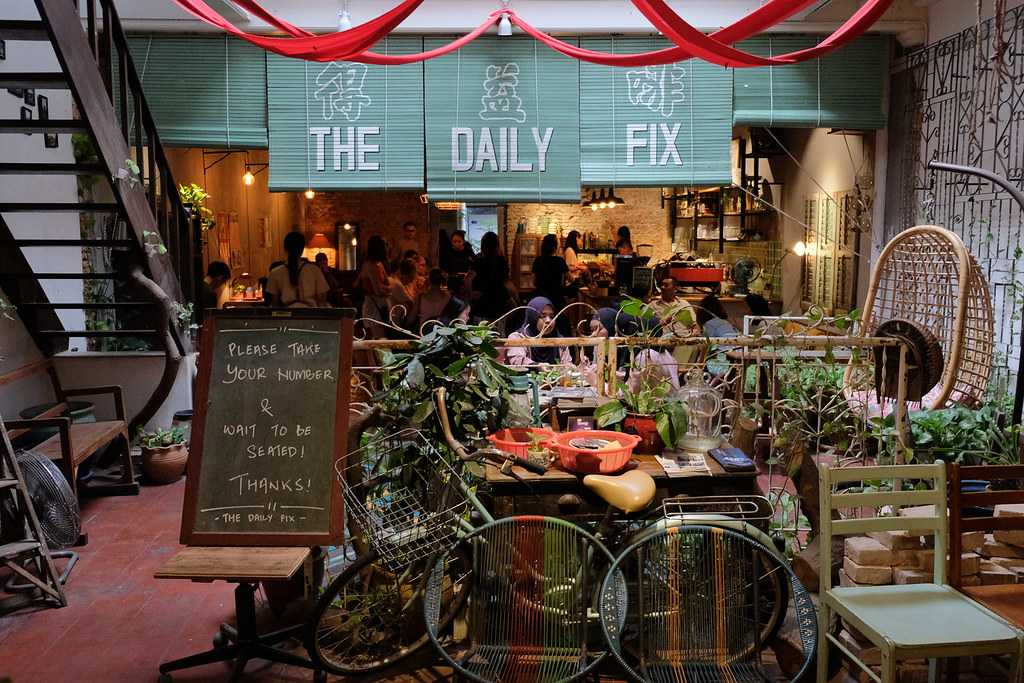 The Daily Fix Cafe