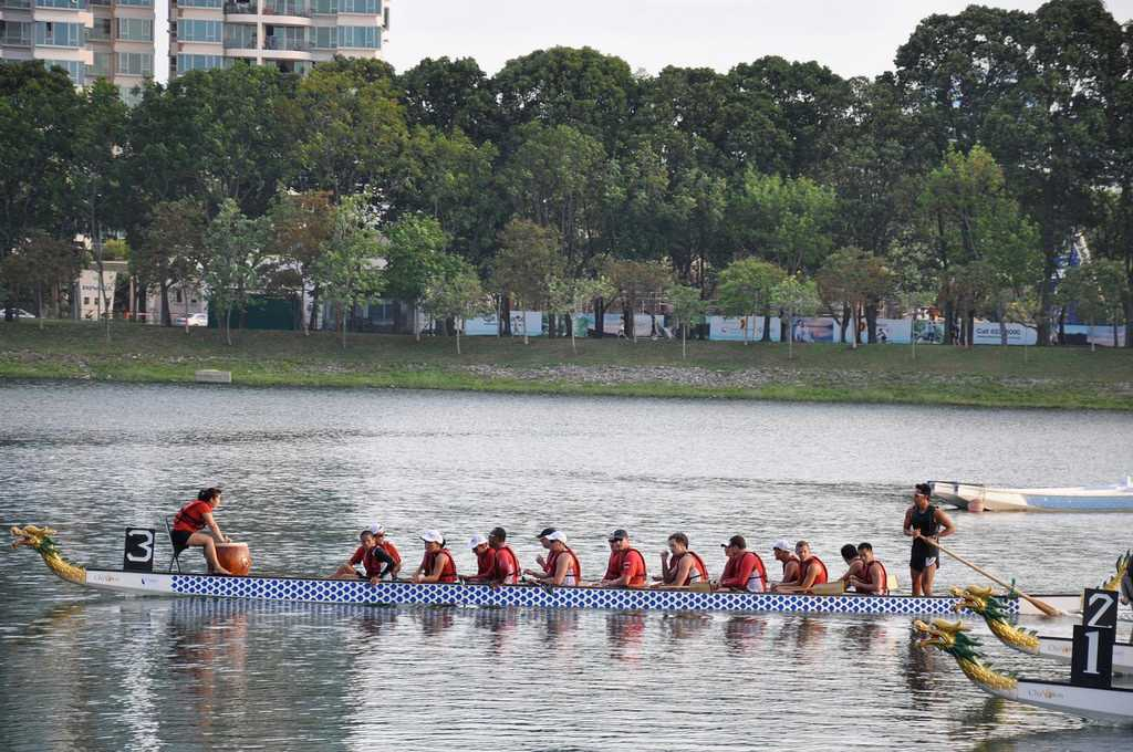 Dragon Boat Festival In Singapore