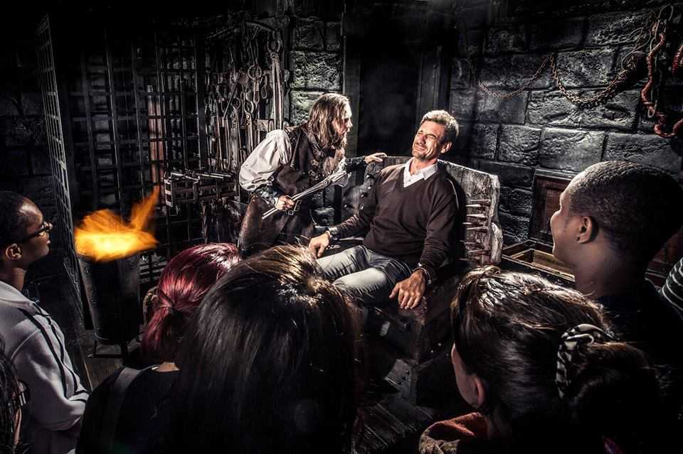 Torture Chamber at the Amsterdam dungeon