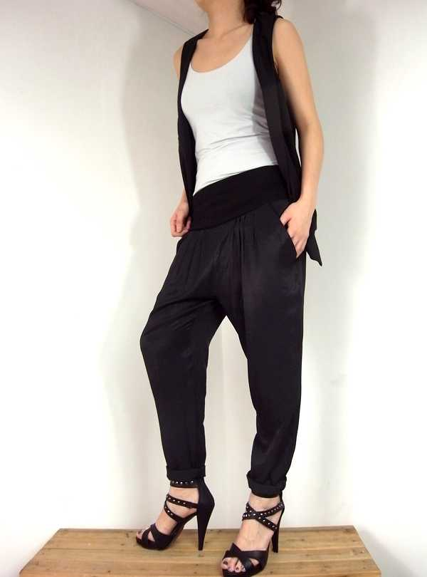 Harem Pants, What to wear in Singapore