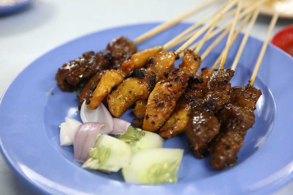 Satay, Street Food of Kuala Lumpur