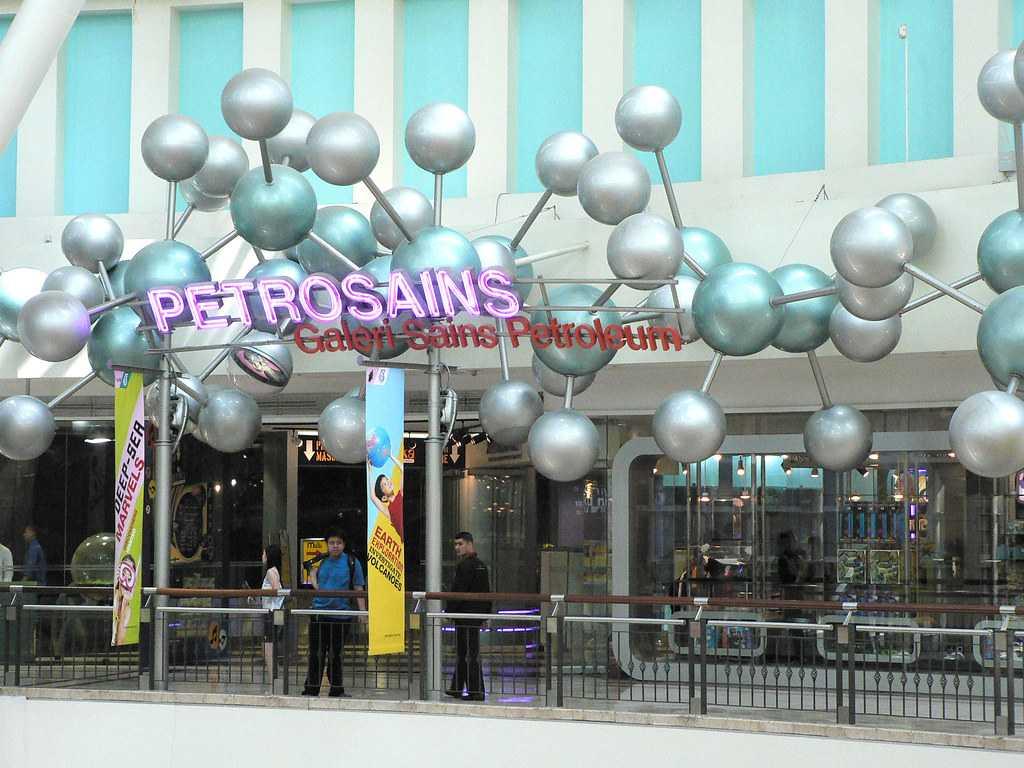 Petrosains, Kuala Lumpur