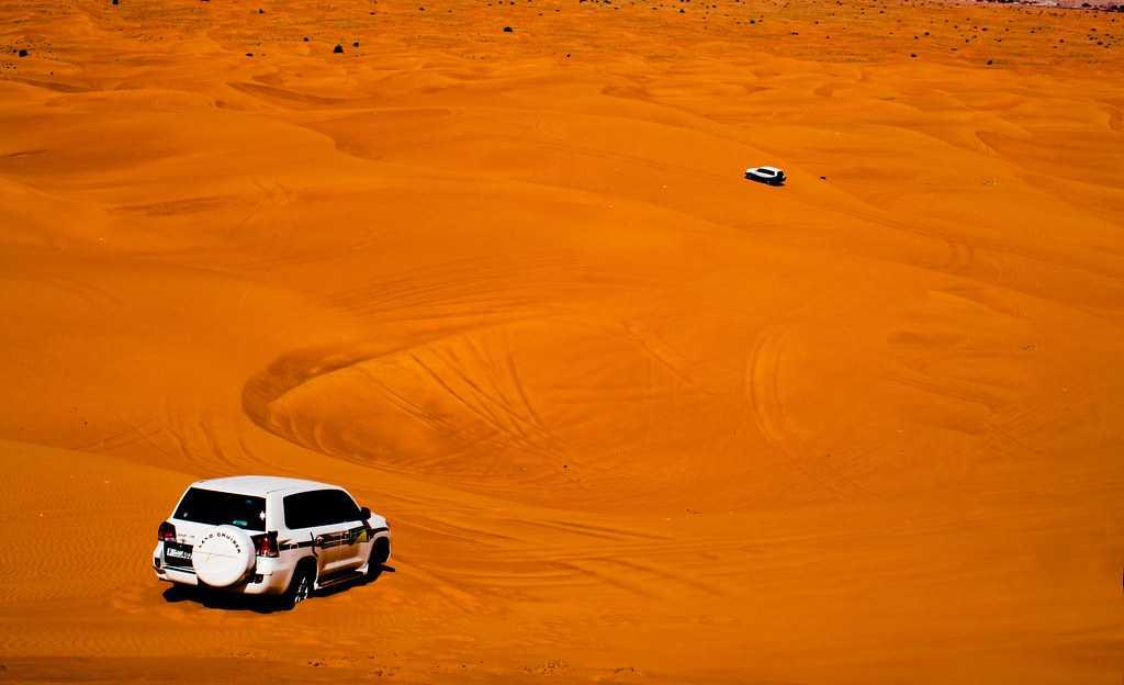 Al Lahbab Desert