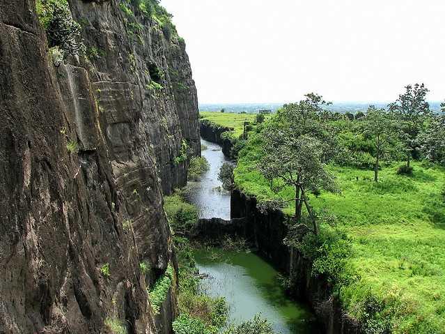 Daulatabad Fort Reservoir
