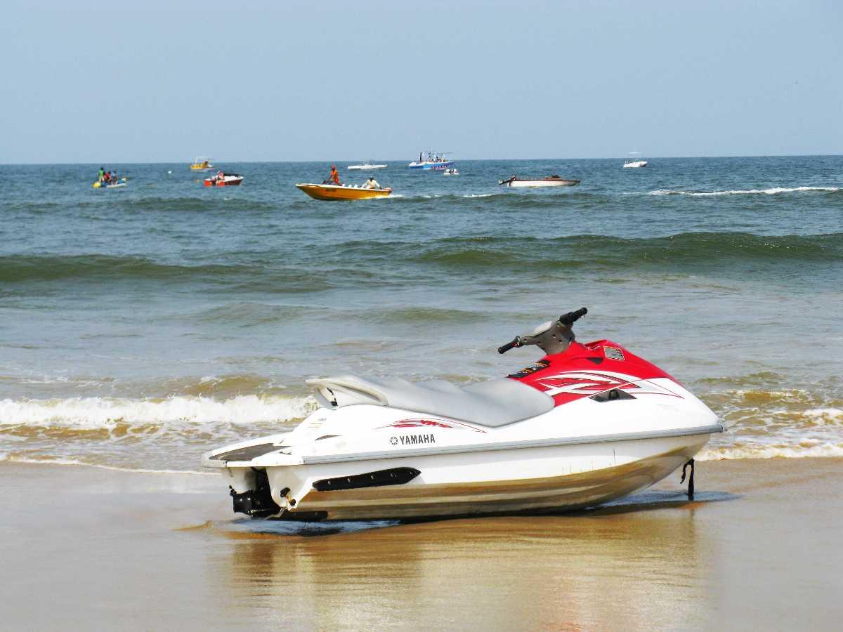 adventure sports goa, water scooters in goa, adventure activities in goa
