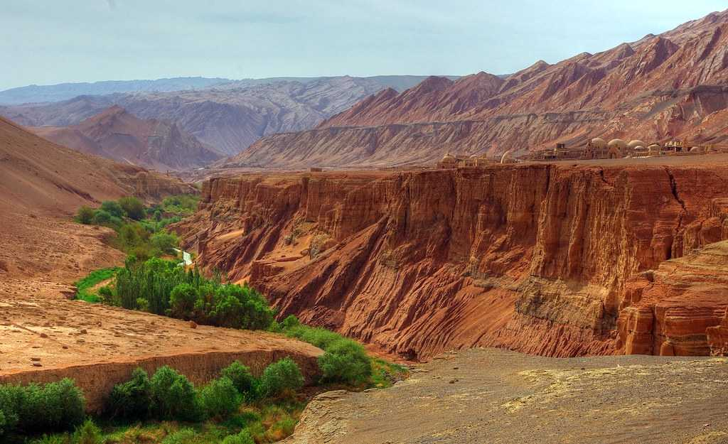 Flaming Mountains, Hottest Places In The World