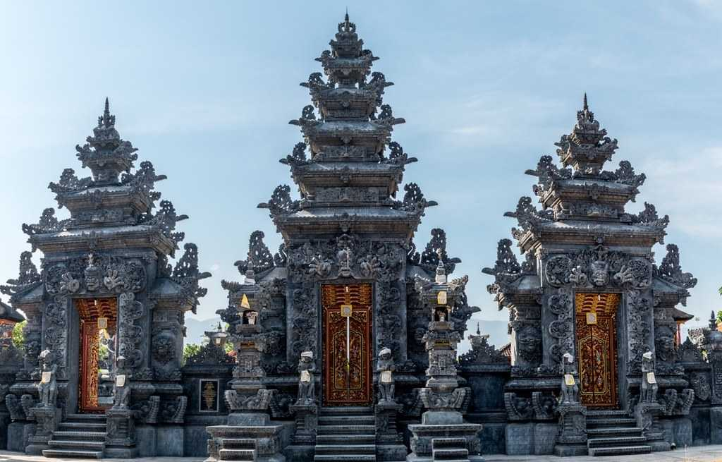 Architecture of Bali is an intricate mix of culture and modernity.