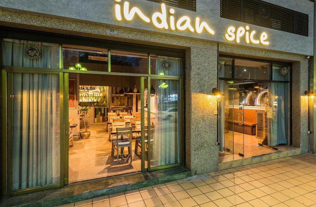 Indian Spice Restaurant, Halal Food in Macau