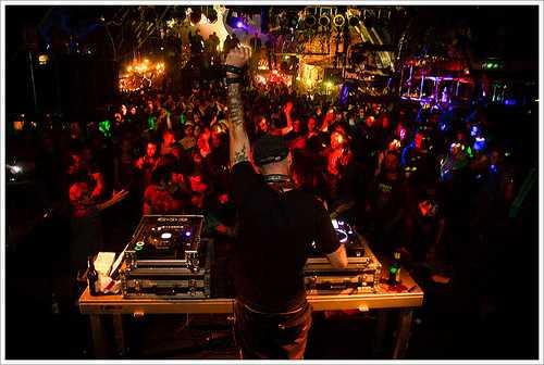 Ozone Nightclub, Seychelles nightlife
