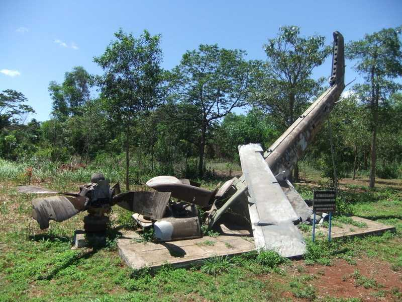 Khe Sanh Base at Dong Ha Vietnam