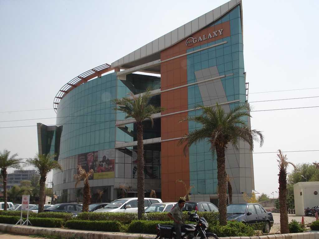 galaxy mall gurgaon