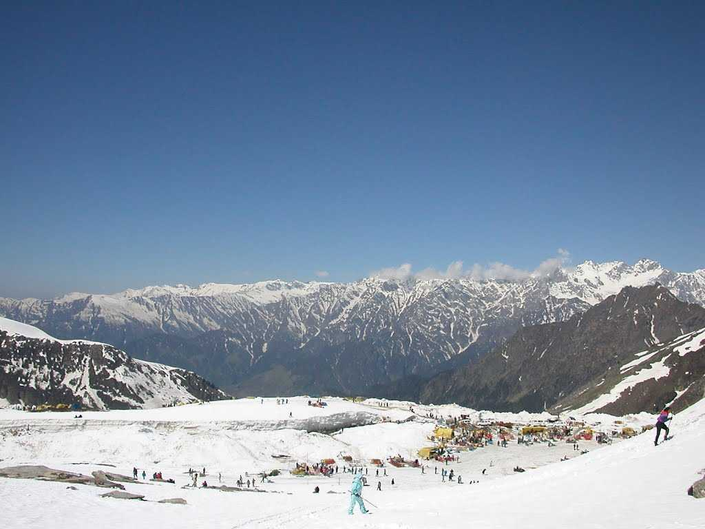 Now, odd-even traffic regulations on Manali-Leh highway as ... |Rohtang Pass Weather