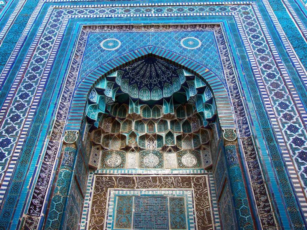 Shah-i Zinda, Uzbekistan