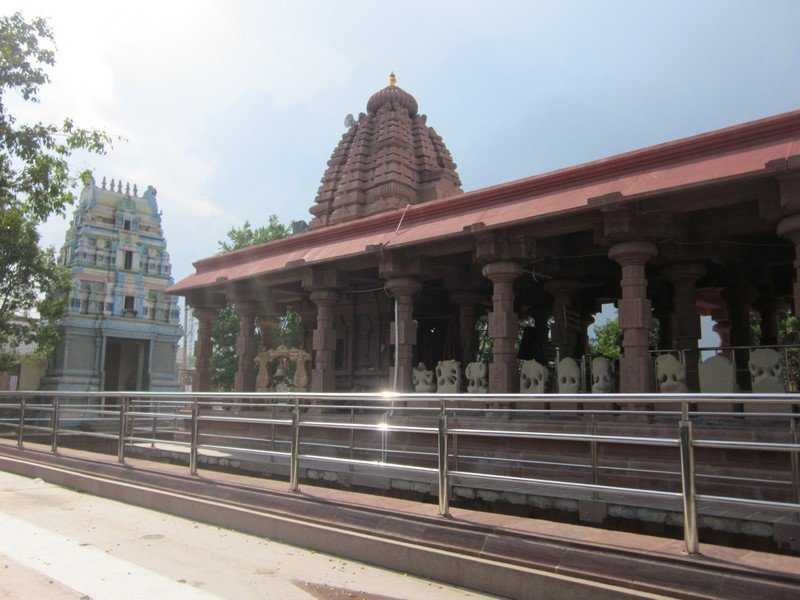 Alampur Jogulamba Temple, Temples in Telangana