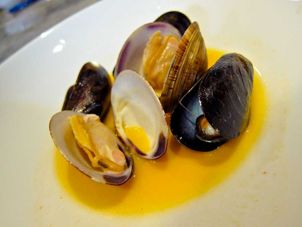 la la shellfish