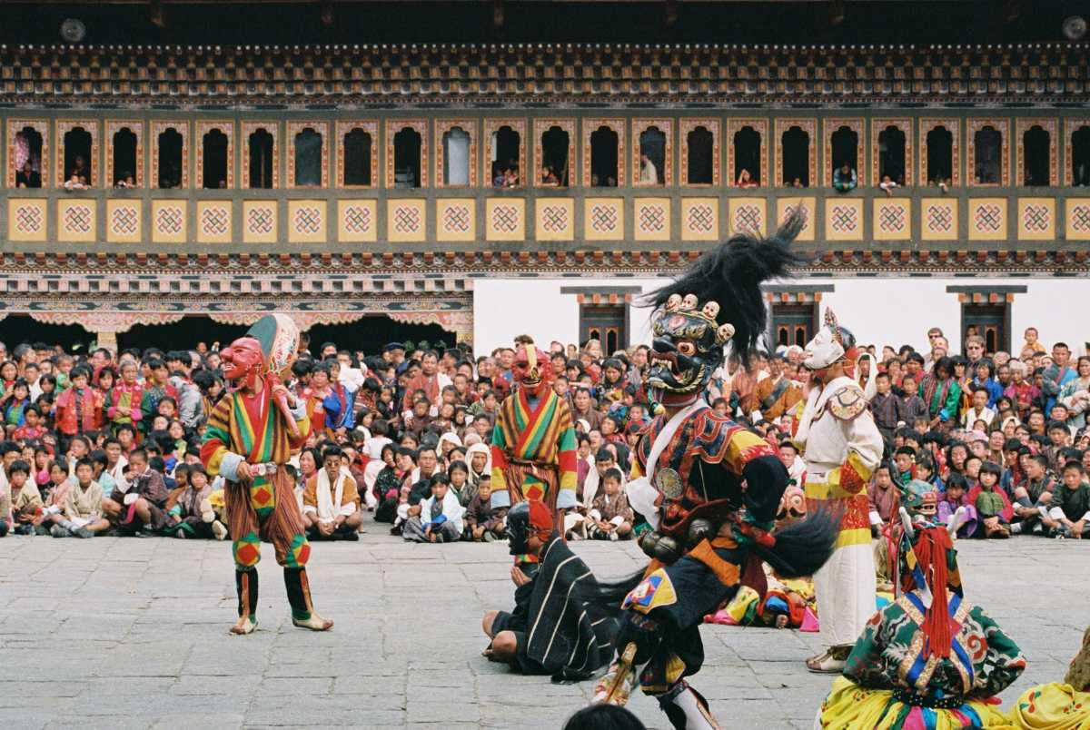 Festivals of Bhutan in June