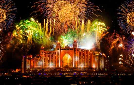 New Year Eve, Dubai Opera