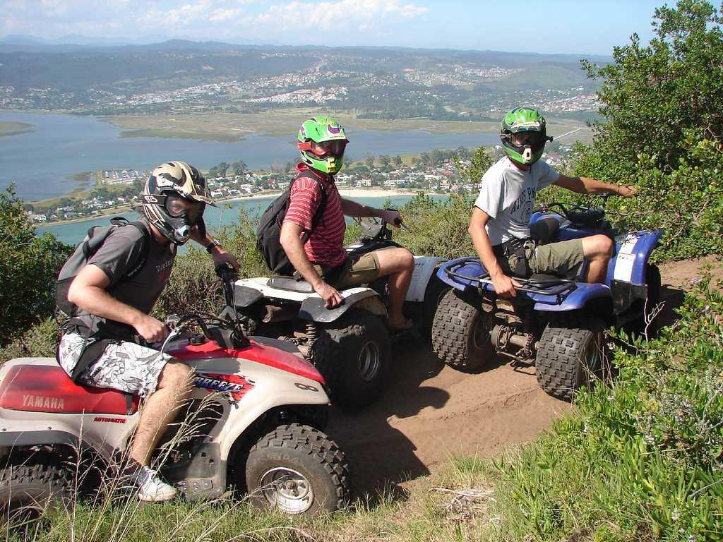 Quad-Biking in Mauritius, Mauritius Attractions