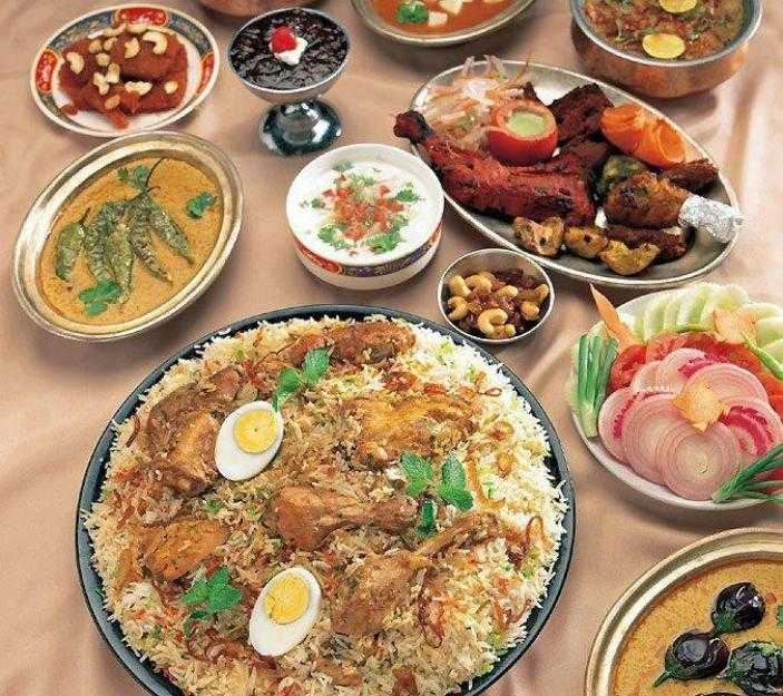 culture of hyderabad, hyderabadi cuisine
