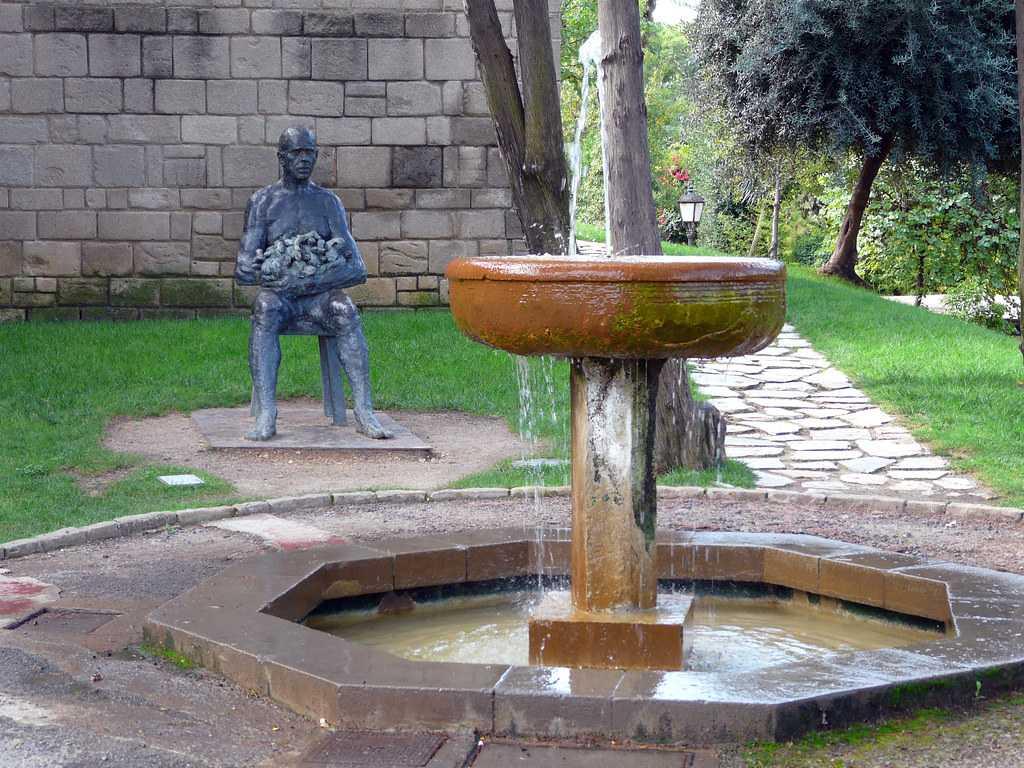 The Sculpture Garden, Girona