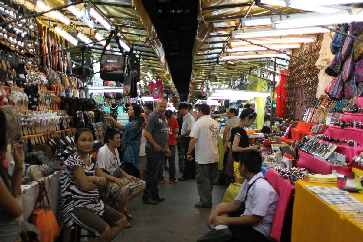 Patpong Nightmarket,