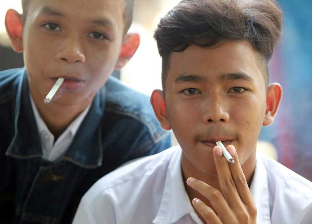 Smoking In Indonesia
